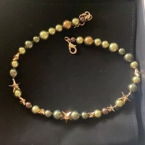 Authentic Chanel Cruise Cuba pearl necklace